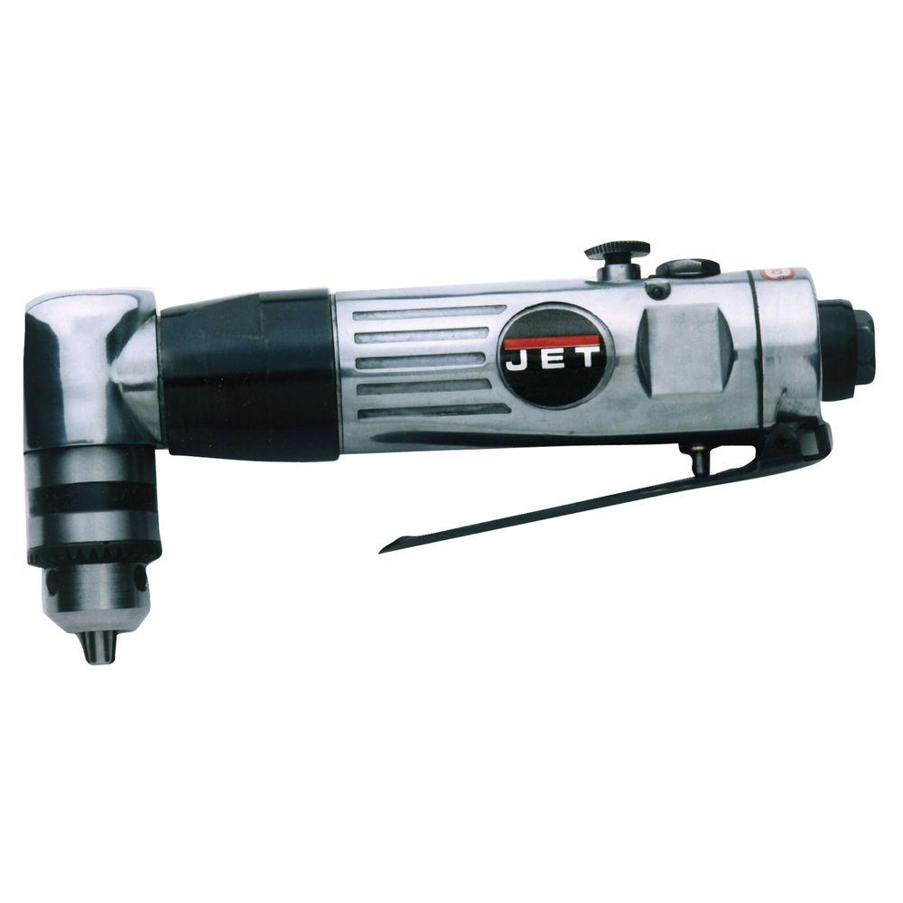 Jet 3 8 In Reversible Angle Drill Jsm 709r The Home Depot