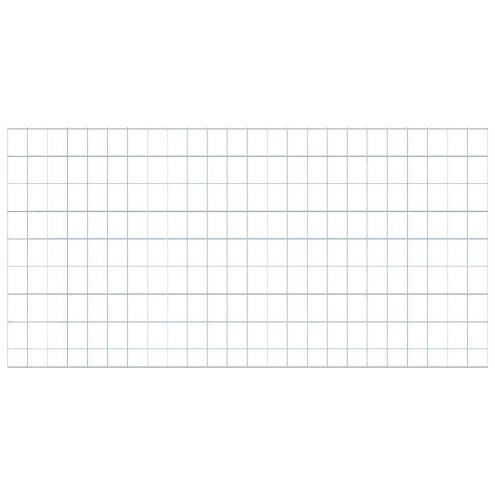Behlen 5 ft. H x 16 ft. W Galvanized 4-Gauge Fence Panel