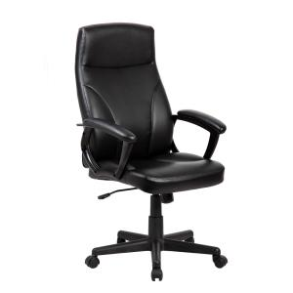 Black Medium Back Executive Office Chair