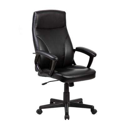 Black Medium Back Executive Office Chair