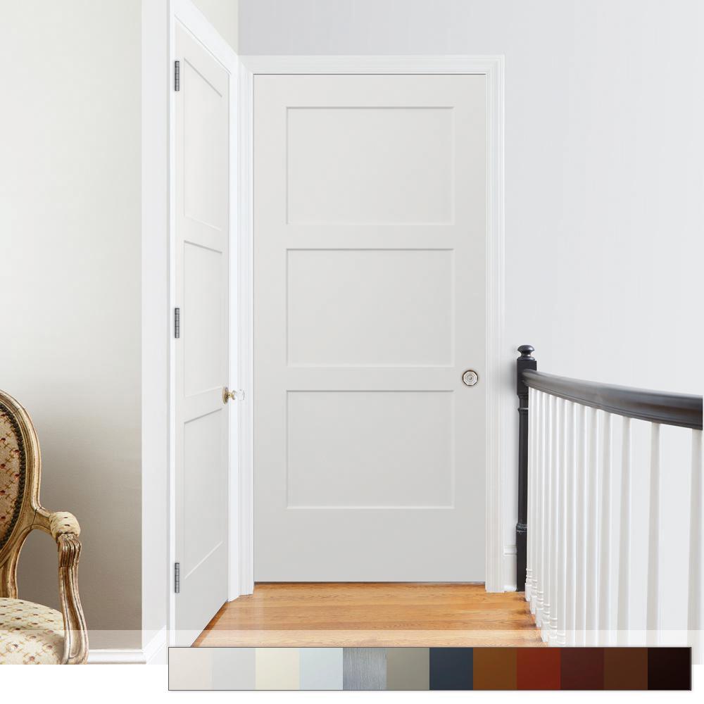 Birkdale Collection Slab Interior Door