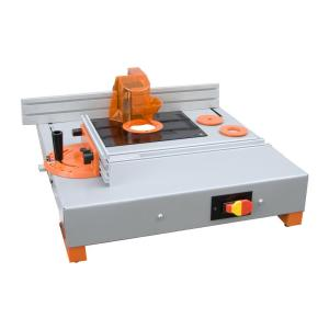 Portamate quick clamp router table for miter saw work for Router work table