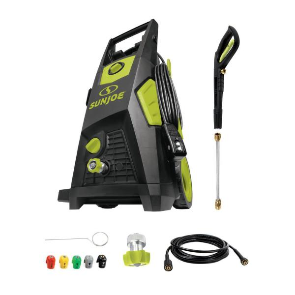 2300 Max PSI 1.48 GPM Brushless Induction Electric Pressure Washer with Brass Hose Connector