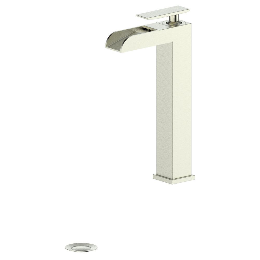 ZLINE Eagle Falls Bath Faucet in Brushed Nickel (EAG-BF-BN)