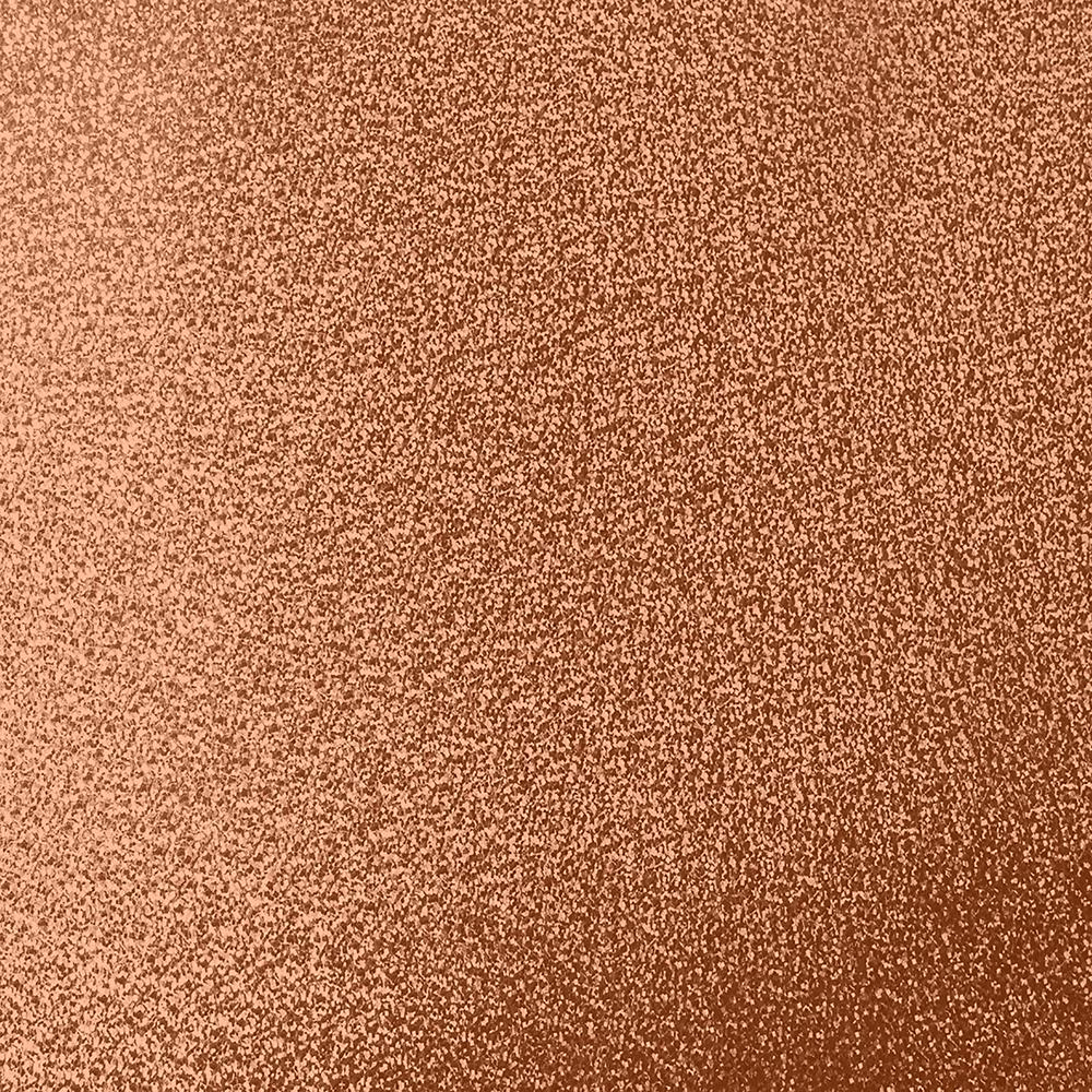 Shania Copper Glitter Wallpaper Sample