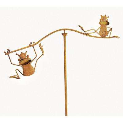 42 in. Frogs Balancing Buddies