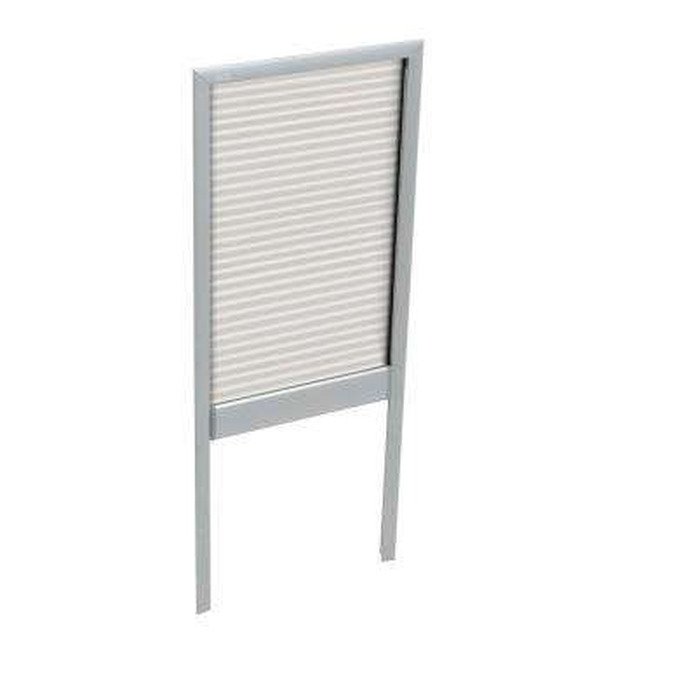Manual Light Filtering White Skylight Blinds for FS M08 Models