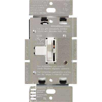 Toggler 600-Watt 3-Way Magnetic Low-Voltage Dimmer, White