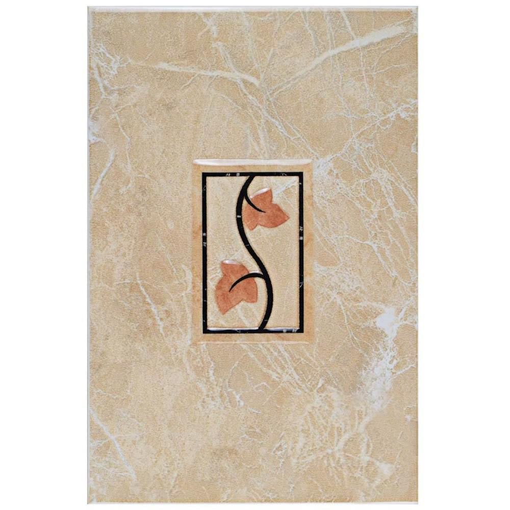 Merola tile aroa arena beige 8 in x 12 in ceramic decor wall merola tile aroa arena beige 8 in x 12 in ceramic decor wall trim amipublicfo Image collections