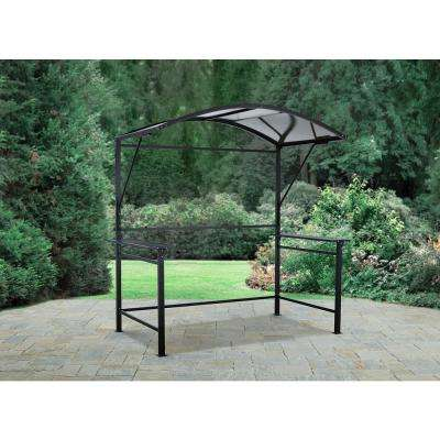 Hard Top Grill Gazebo
