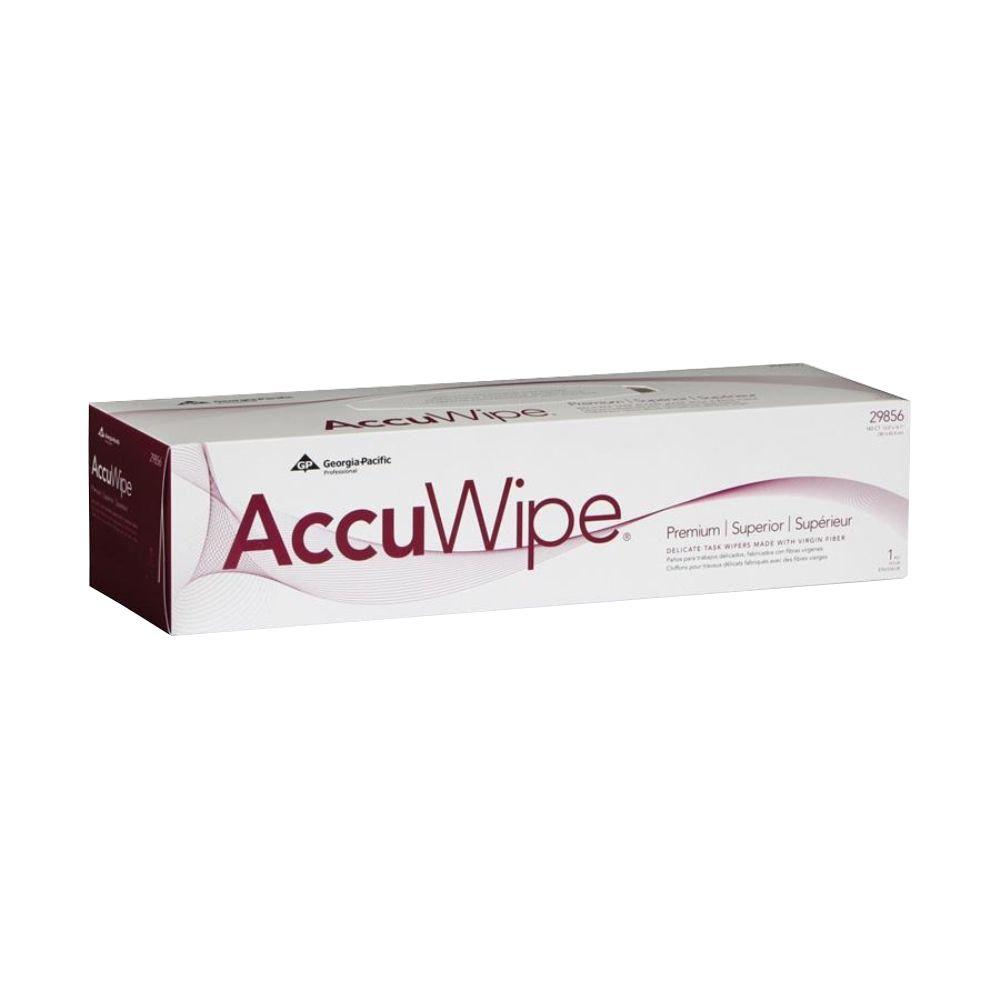 Anti-Static, Streak-Free Fiber Technical Cleaning Wipes (15 per Box)