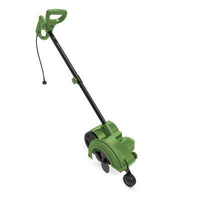 7.2 in. 12 Amp Electric Wheeled Garden Lawn and Landscape