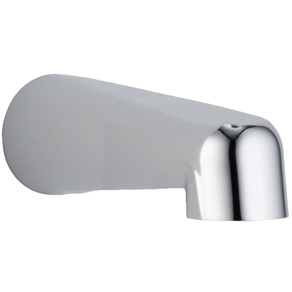 Delta Long Tub Spout in Chrome-RP36498 - The Home Depot
