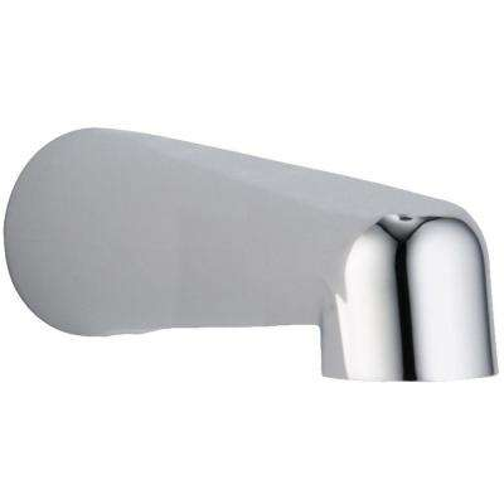 Long Tub Spout in Chrome