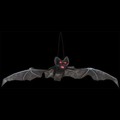 14.96 in. Animated Flying Bat
