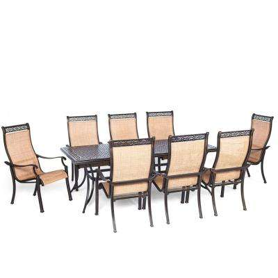 Legacy 9-Piece Patio Outdoor Dining Set
