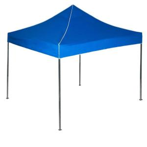 Stalwart 10 ft. x 10 ft. Canopy Tent in Blue by Stalwart