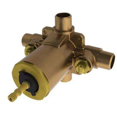 Single-Control Pressure Balance Shower Valve