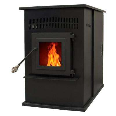 2,200 sq. ft. Pellet Stove
