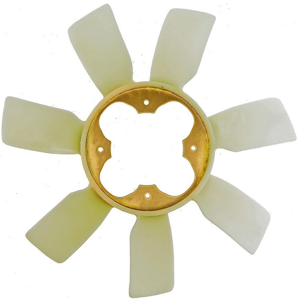 Engine Cooling Fan Blade