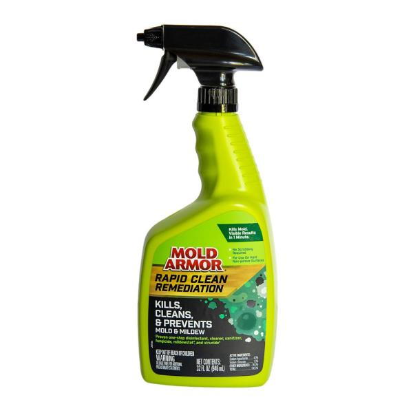 32 oz. Rapid Clean Remediation Mold Removal Spray