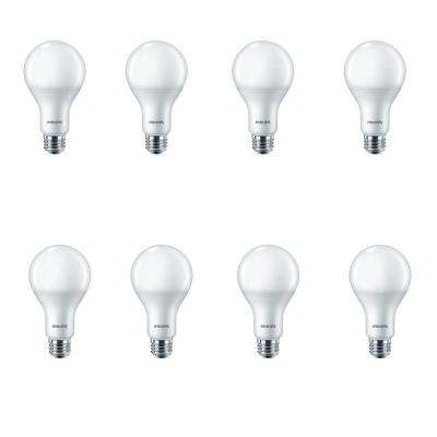 100-Watt Equivalent A21 Dimmable Warm Glow LED Light Bulb Soft White (8 per Case)