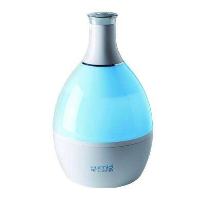 Humio 0.5 Gal. Humidifier with Aromatherapy Compartment and Night Light