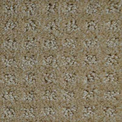 Carpet sample jewels color anna maria pattern 8 in x 8 in