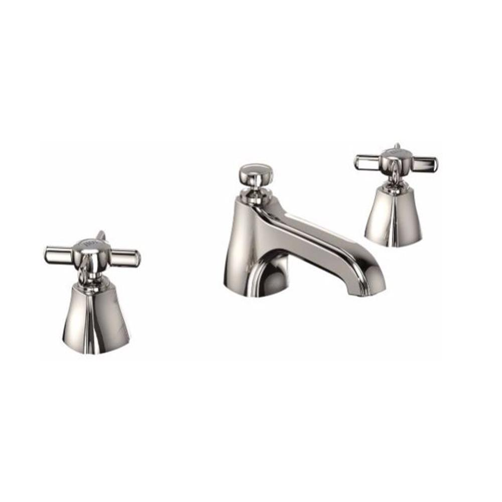 Toto Guinevere 8 In Widespread 2 Handle Bathroom Faucet With Lever Handles In Polished Nickel