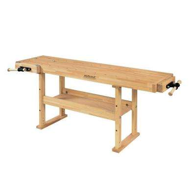 Advanced 6 ft. and 6 in. Hobby Workbench