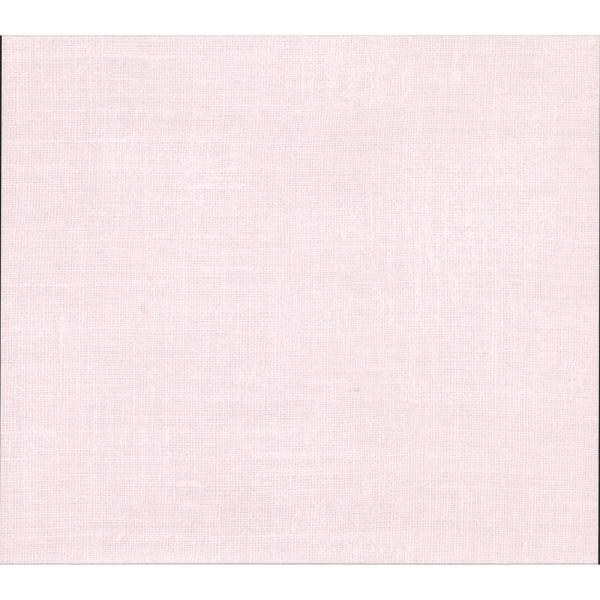 Advantage Langston Light Pink Linen Texture Wallpaper Sample