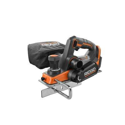 18-Volt OCTANE Cordless Brushless 3-1/4 in. Hand Planer (Tool Only)