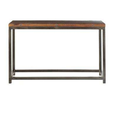 Holbrook Coffee Bean Console Table