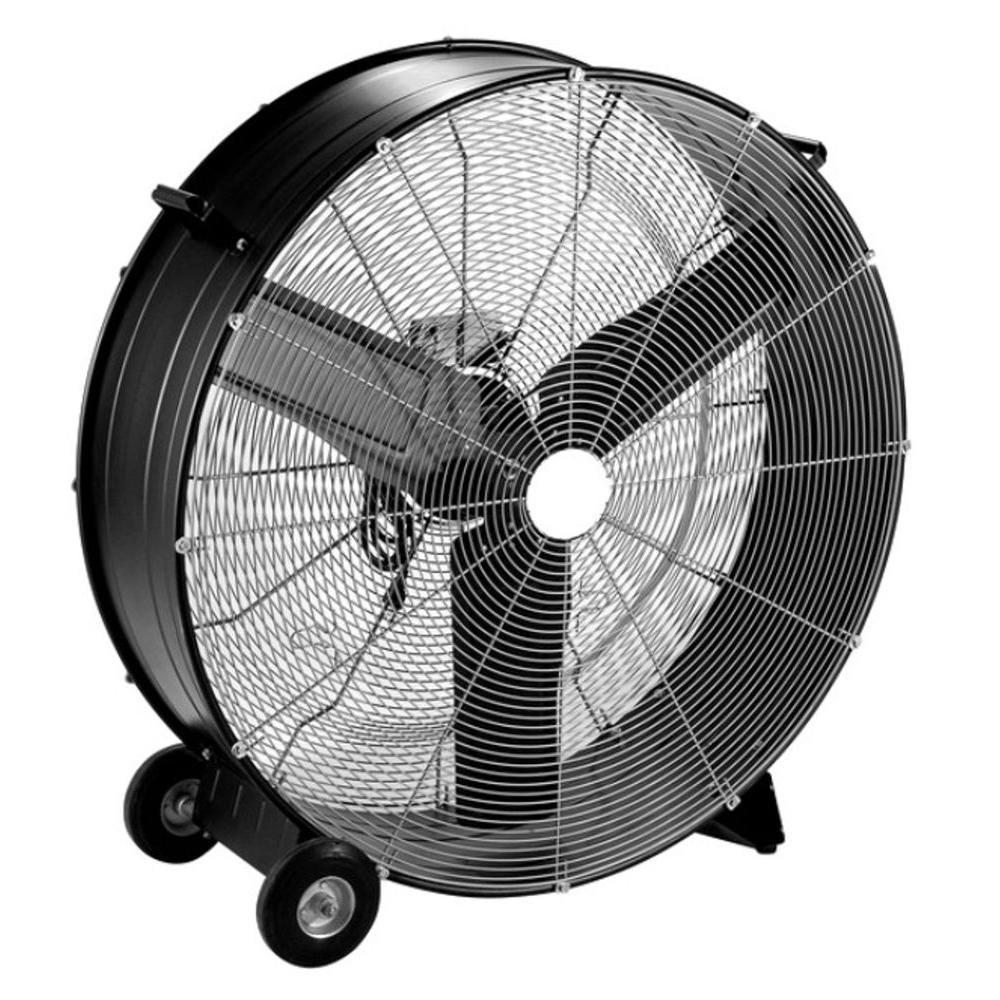 Professional Series 30 in. High Velocity Drum Fan-DISCONTINUED