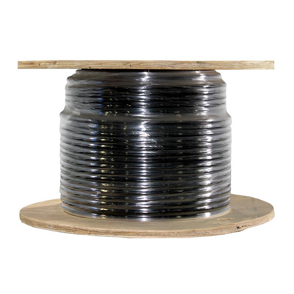"100"" THHN 10 AWG Gauge Black Nylon strandard Building Wire Copper"