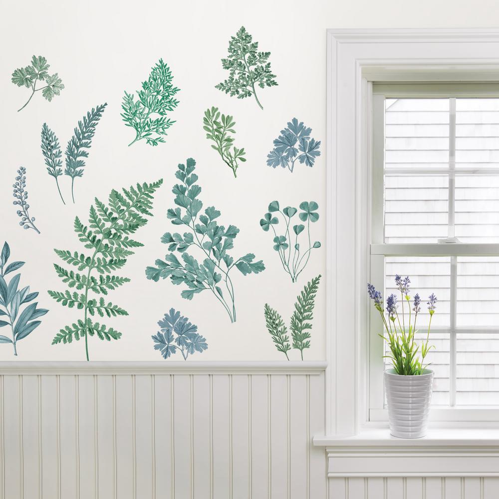 Greenery Wall Decal