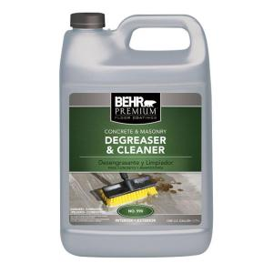 Behr Premium 1 Gal Concrete And Masonry Cleaner And