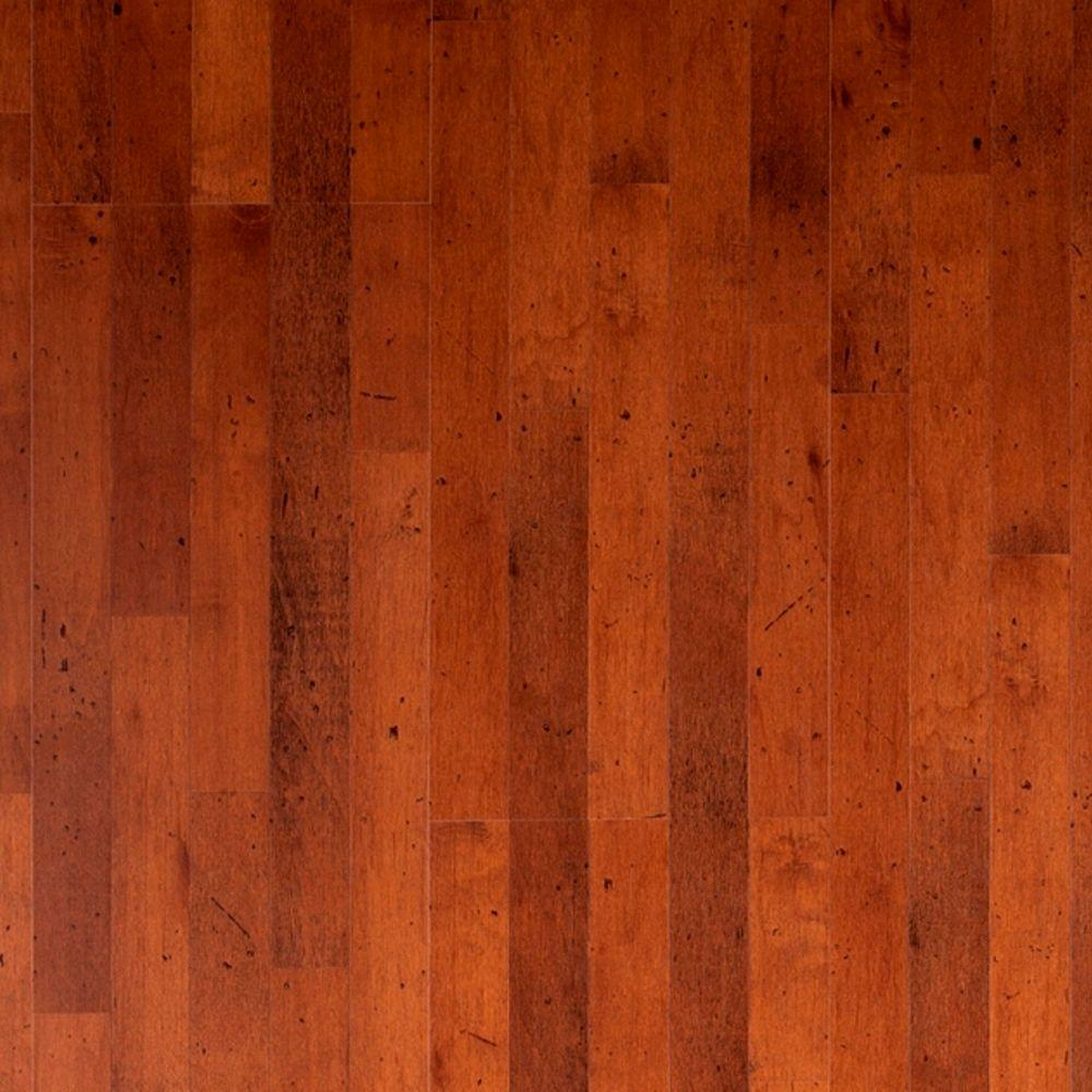 Innovations Teton Maple Laminate Flooring - 5 in. x 7 in. Take Home Sample