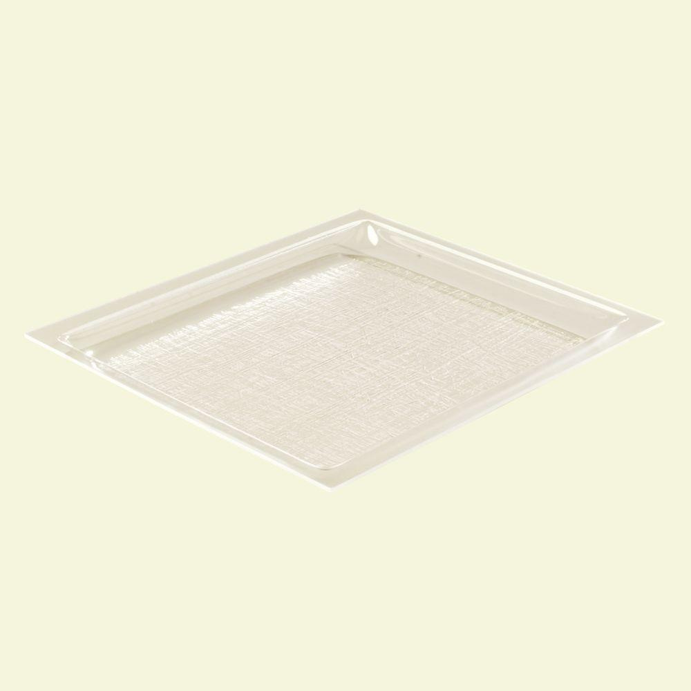 14.5 in. x 13.25 in. Clear Replacement Tray Only for Pastry