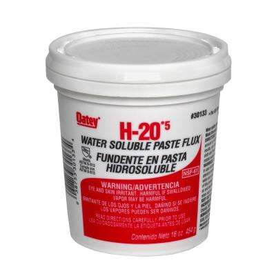 H-205 Water Soluble Paste Flux