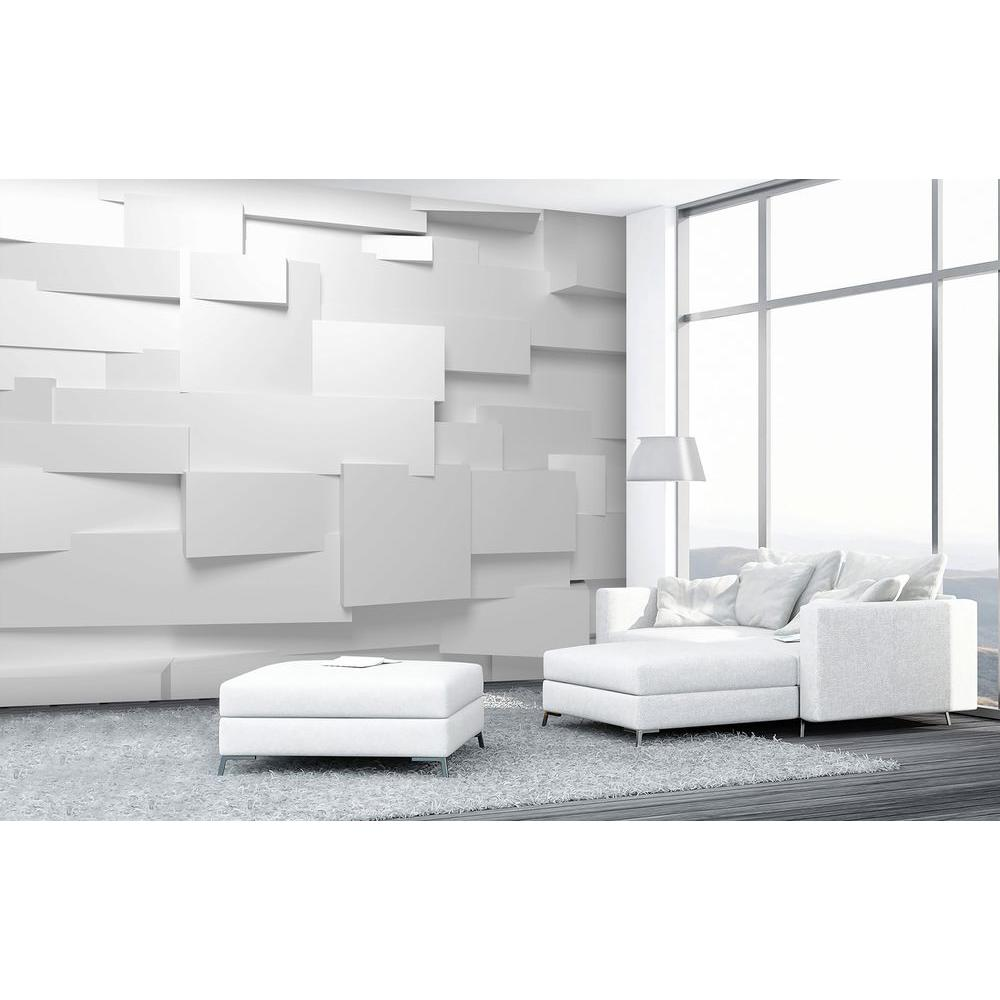 H 3D Effect Wall Mural DM161   The Home Depot Part 75