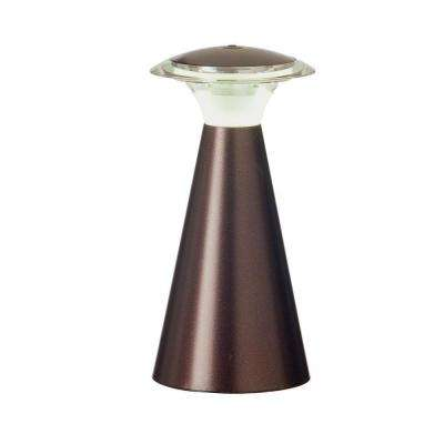 Bronze Lanterna Touch 12-LED Wireless Lamp - ABS