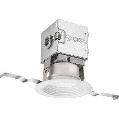 Lithonia OneUp 3 in. White Integrated LED Recessed Kit