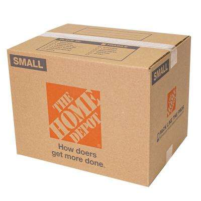 16 in. L x 12 in. W x 12 in. D Small Moving Box