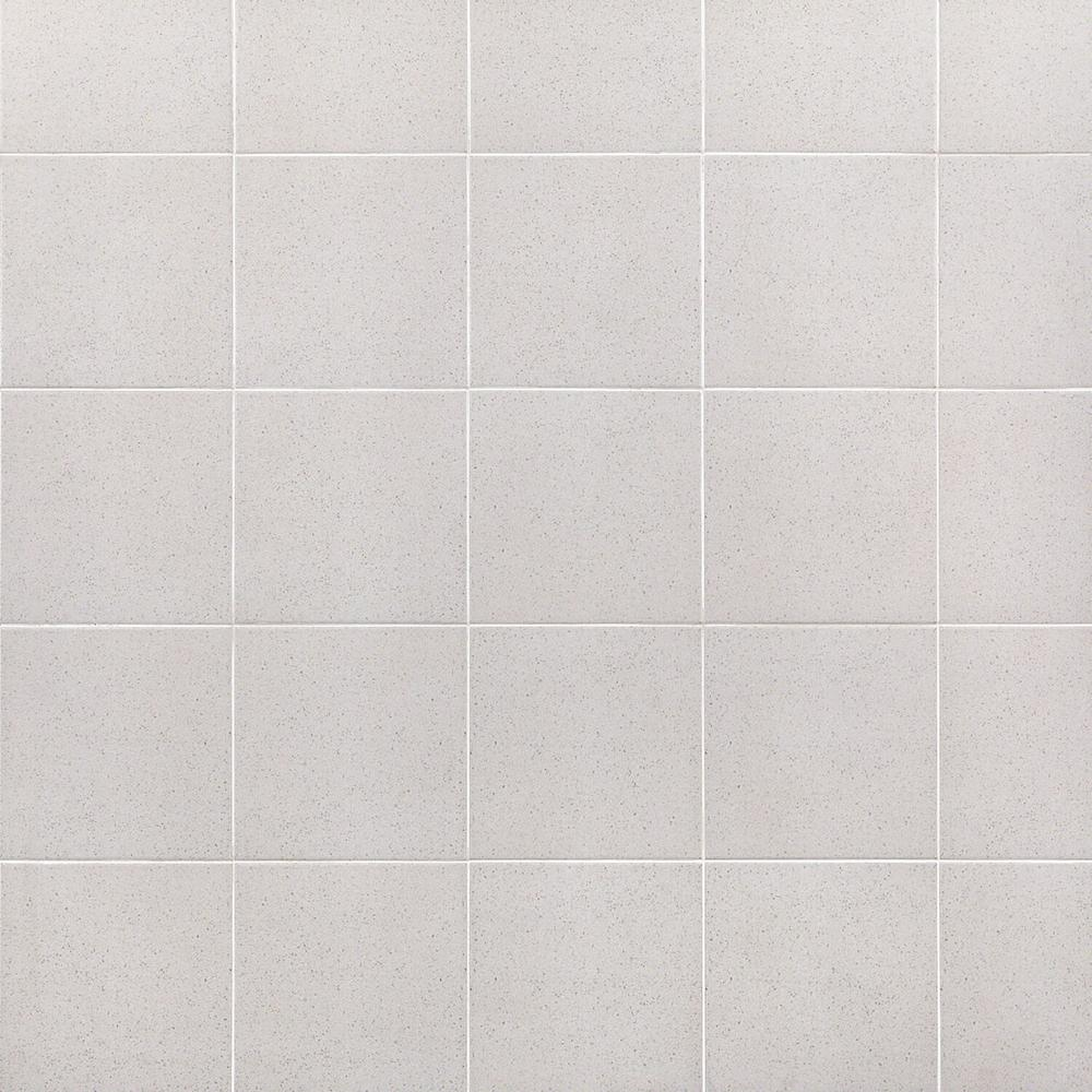 ivy hill tile branwell bianco 9 in  x 9 in  x 11mm matte porcelain floor and wall tile  10 76 sq