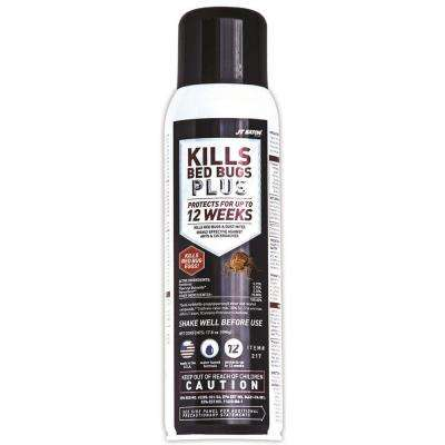 Kills Bed Bugs Plus 17.5 oz. Aerosol Water Based Insect Spray