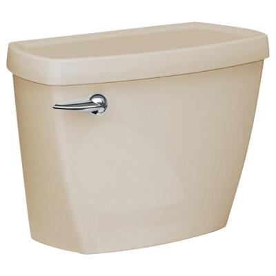 Champion 4 1.28 GPF Single Flush Toilet Tank Only in Bone