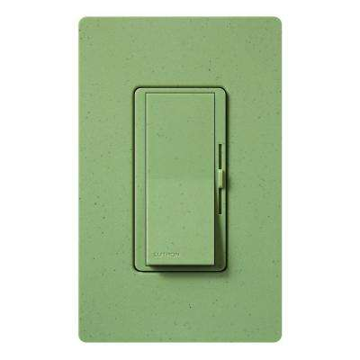 Diva Electronic Low Voltage Dimmer, 300-Watt, Single-Pole, Greenbriar
