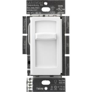 lutron skylark contour c l dimmer switch for dimmable led, halogen Lutron Dimmer Switch Wiring skylark contour slide c l dimmer switch for dimmable led, incandescent and halogen bulbs, single