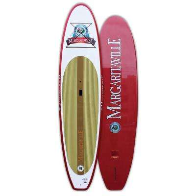 Stand Up Paddleboard 11 ft. 6 in. Deluxe Series in Red